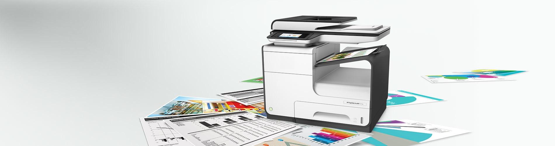 принтера, копировального аппарата, МФУ